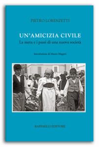 Un'Amicizia Civile - copertina